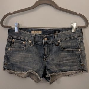 AG - Daisy low rise shorts - 26